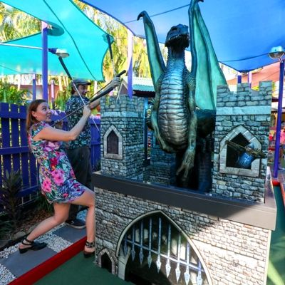 Why Gold Coast Mini Golf is the New Games Night
