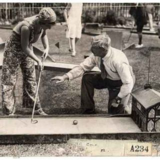 The Interesting History of Mini Golf