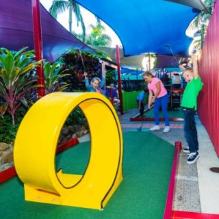 10 Reasons To Take The Kids To Putt Putt These School Holidays