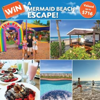 Win a Mermaid Beach Escape!