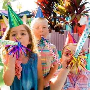 Unique Kids Party Themes | Gold Coast