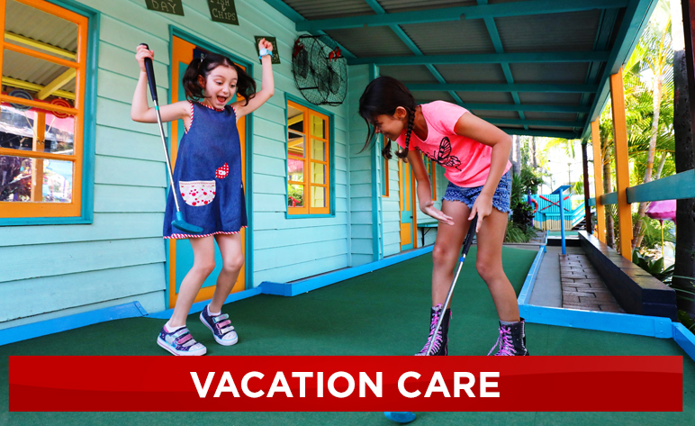 Vacation Care Excursions