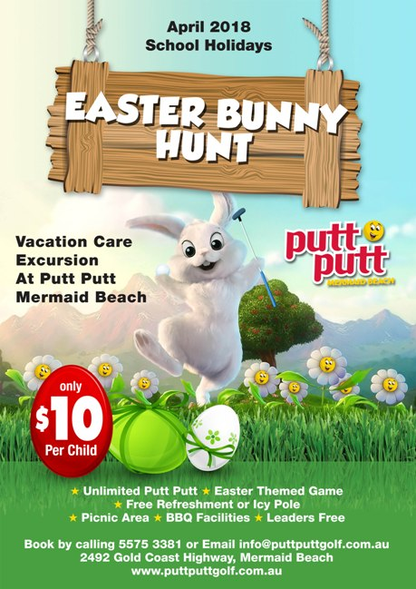 Easter School Holidays 2018 Excursion